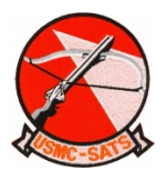 Marine SATS Patches
