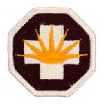 8th Medical Brigade Patch