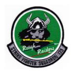Navy Strike Fighter Squadron Patches (VFA)