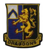 48th Infantry Regiment Patch