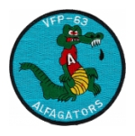 Navy Photographic Reconnaissance Sqdn Patches (VFP)