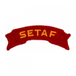 South European Task Force (SETAF) Tab