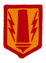41st Field Artillery Brigade Patch