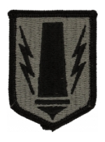 41st Field Artillery Brigade Patch Foliage Green (Velcro Backed)