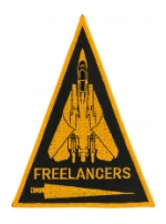 Navy Fighter Squadron VF-21 Freelancers Triangle Patch