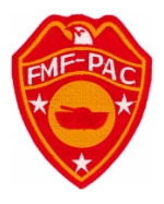 Marine FMF-PAC Patches