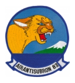 Navy Anti-Submarine Squadron VS-83 Patch