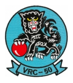 Navy Fleet Logistics Support Squadron Patches (VR, VRC)