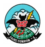 Navy Fleet Air Reconnaissance Squadron Patches (VQ)