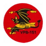 Navy Patrol Bombing Squadron Patches (VPB)