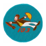 Navy Scout Bombing Squadron VSBN-103 Patch