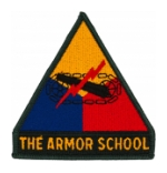 Armor School W/ Tab Patch