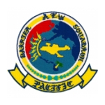 AEW Pacific Barrier Squadron Patch