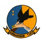 Navy Weather Reconnaissance Squadron VW-2 Patch