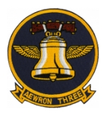 Navy Weather Reconnaissance Squadron VW-3 Patch