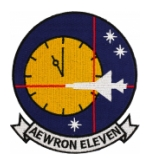 Navy Weather Reconnaissance Squadron VW-11 Patch
