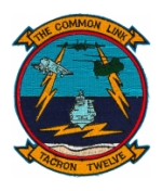 VTC-12 The Common Link Tacron 12 Patch