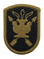 JFK Special Warfare School Scorpion / OCP Patch With Hook Fastener