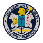 Navy Self-Propelled Barrack Ship Patches (APB)