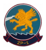 Navy Airship Patrol Squadron Patches (ZP)