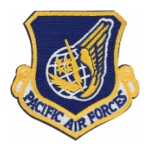 Pacific Air Forces Command Patch
