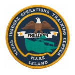 Naval Inshore Operations Training Center Mare Island Patch