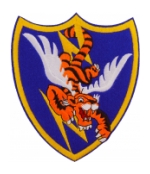 23rd Flying Tigers Patch