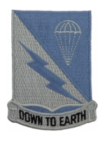 507th Paratrooper Infantry Regiment Vietnam Patch