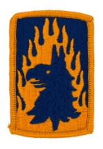 12th Aviation Brigade Patch