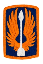 18th Aviation Brigade Patch
