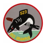 USS Grampus SS-523 Patch