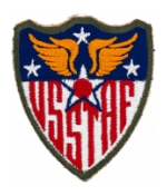U.S. Strategic Air Forces in Europe Patch (World War II Type)