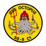 Attack Submarine Patches (SS)