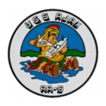 USS Ajax AR-6 Patch