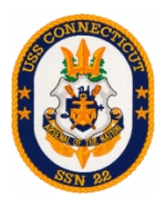 Attack Submarine (Nuclear) Patches (SSN)