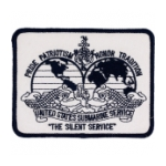 United States Submarine Service Patch (The Silent Service)