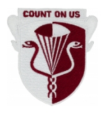 Medical Battalion Patches