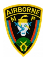 11th Military Police Company (Airborne) Patch