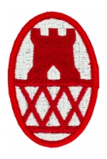 30th Engineer Brigade Patch