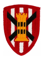 7th Engineer Brigade Patch