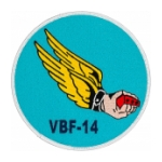 Navy Bomber - Fighter Squadron VBF-14 (WWII) Patch