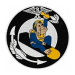 Scout Bombing Squadron Patch VMSB-143A Bulldog Patch (WWII)