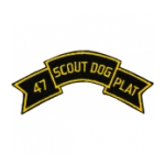 47th Scout Dog Platoon