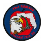 Air Force 33rd Fighter Wing NOMAD Patch (William Tell 86)