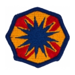 13th Support Brigade Patch
