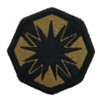 13th Sustainment Command Scorpion / OCP Patch With Hook Fastener