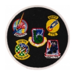 Air Force 48th Fighter Wing Gagg Patch