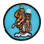 9th Air Refueling Squadron Patch