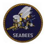 Navy Seabees Patches