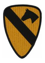 Cavalry Brigades and Division Patches